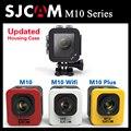 Série m10 m10 & wifi & m10 m10 sjcam além de ação esporte câmera À Prova D' Água sj Cam 2 K Resolução de Vídeo 1080 P Mini Sports DV 30 M