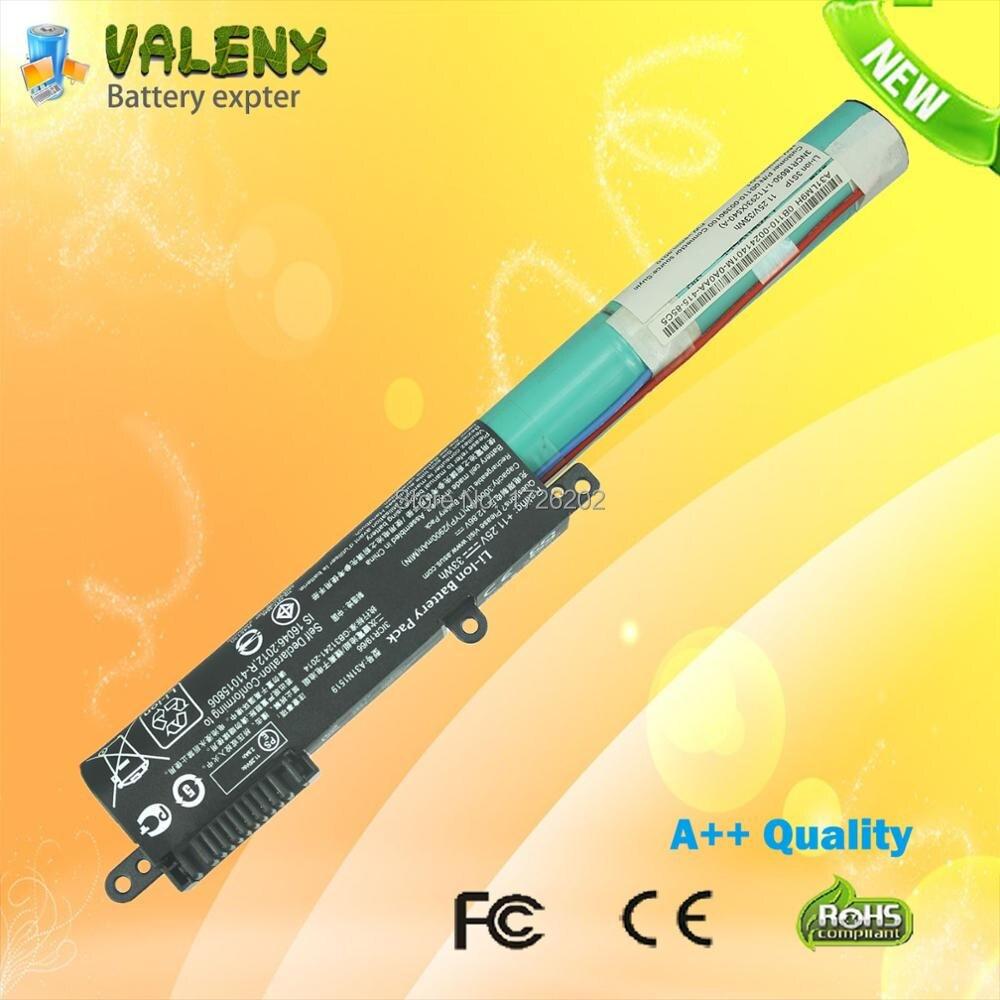все цены на New A31N1519 Battery For ASUS X540S X540L X540LA-SI302 X540SA X540SC X540S X540 X540YA 11.25V онлайн