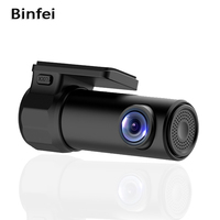 Binfei WIFI Car DVR Full HD 1080P Video Camera 360 Degree Rotation Digital Registrar Recorder DashCam