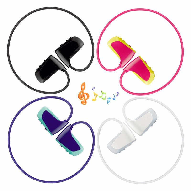 ZHKUBDL hot sale W262 MP3 player 8GB 16GB Sports MP3 Music Player Walkman Earphone Headphone with built-in memory