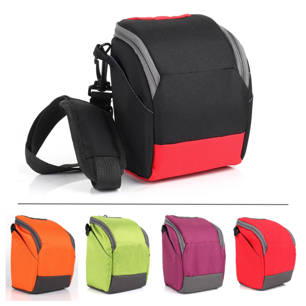 Waterproof Camera Bag Case For Canon M100 M50 M10 M5 M3 M2 M G9X GX7 Mark ii SX730 SX720 SX710 SX700 G16 G15 G11 G12 G1X Mark II