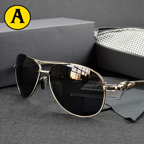 aviator sunglasses designer  Aliexpress.com : Buy Polarized Aviator Sunglasses Men rayed Brand ...