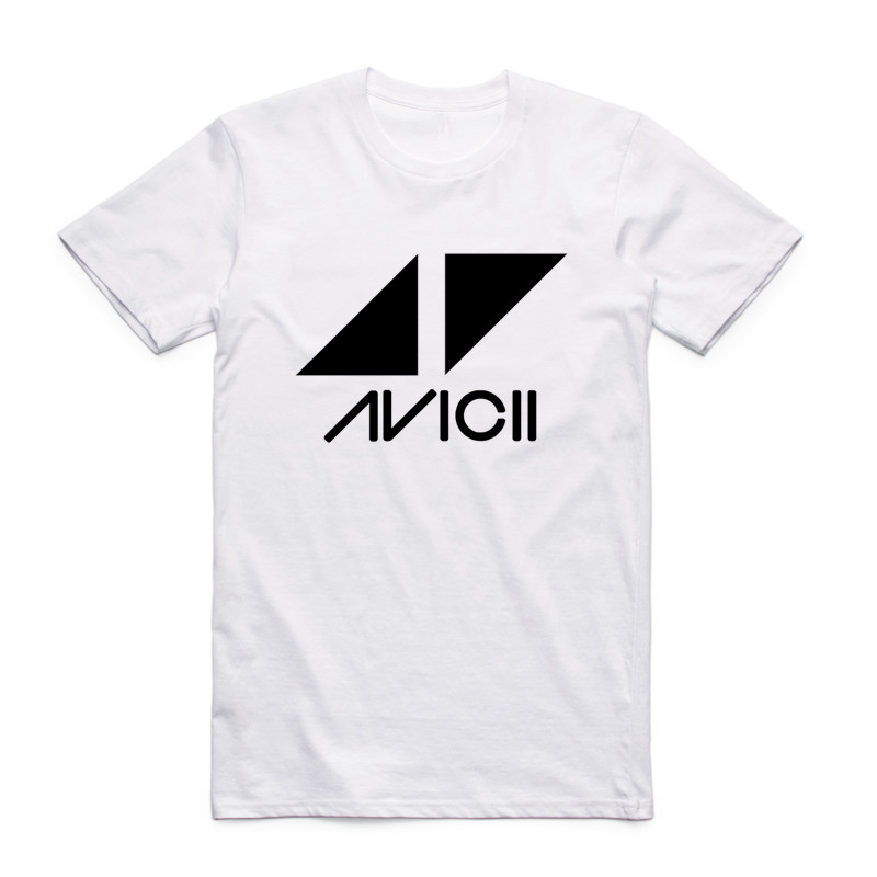 26443142107c Μπλούζες   μπλουζάκια Men Women Print Music Dj Avicii T Shirt Short Sleeves  O Neck Summer Casual Wake Me Up Unisex T-shirt
