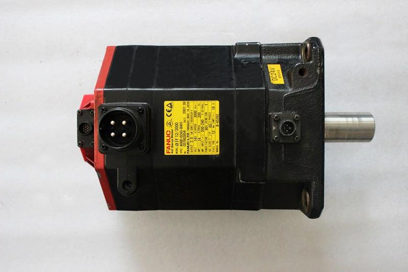 0I MD series CNC controller Apha iF 12/4000 Fanuc AC servo