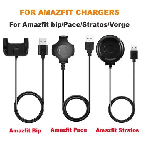 Cabos de Carregador para Amazfit Verge para Xiaomi Ritmo Stratos 2 s Huami Amazfit Carregador Smartver Acessórios 20 Pçs Bip –