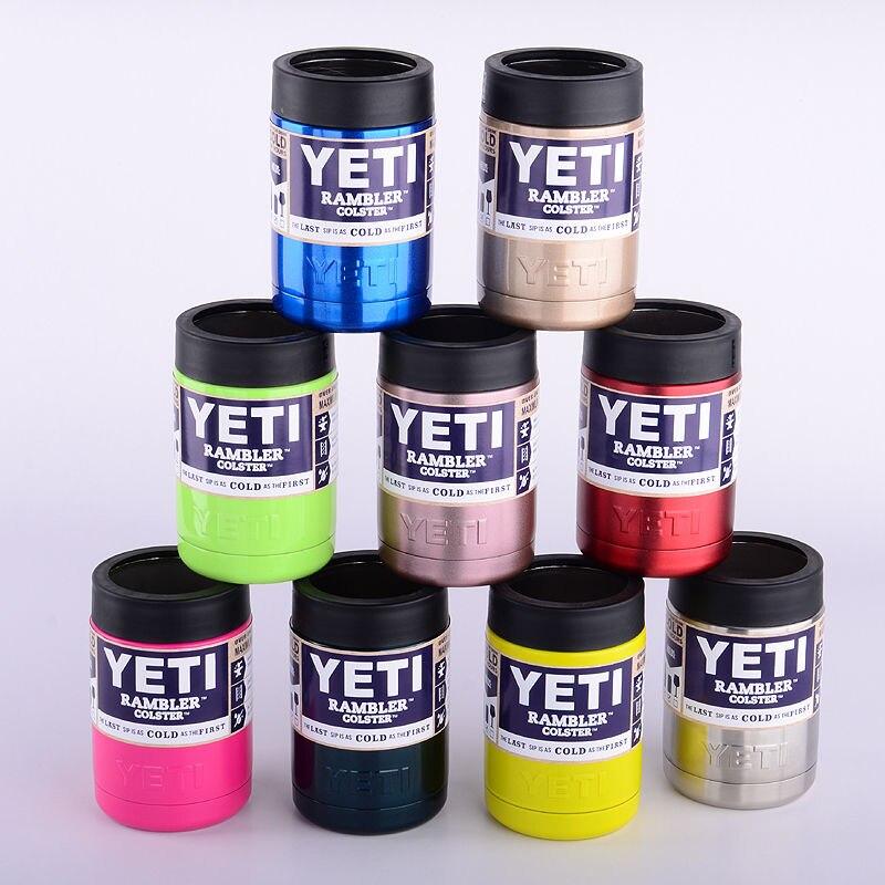 9 Colors 12oz <font><b>Yeti</b></font> Cup+straws 304 Stainless Steel <font><b>Yeti</b></font> <font><b>Rambler</b></font> Coolers <font><b>Rambler</b></font> <font><b>Tumbler</b></font> Double Walled Travel Mug <font><b>YETI</b></font> Cup Colster