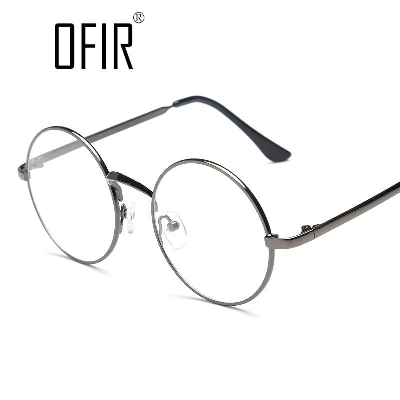 OFIR Retro Vidrios Ópticos gafas de ver Decorativo Gafas Miopía ...