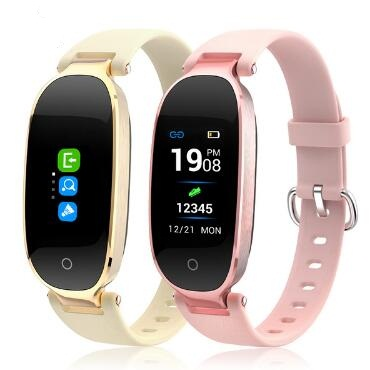 Smart Band S3P Female Smart Wristband Heart Rate Fitness smart Bracelet Ladies Women Watch Mp4 Pk xiaomi mi band 3 Pk mi band 2Smart Band S3P Female Smart Wristband Heart Rate Fitness smart Bracelet Ladies Women Watch Mp4 Pk xiaomi mi band 3 Pk mi band 2