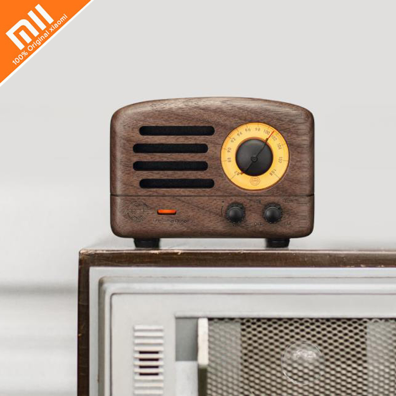 Original Xiaomi Mijia Elvis Fm Bluetooth Portable Speaker Mini Radio Rhaliexpress: Fm Radio Log At Gmaili.net