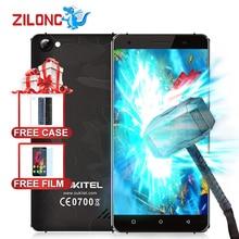 Oukitel C5 Pro 5.0 Inch 4G Smartphone 2GB RAM 16GB ROM MT6737 Quad Core 1280x720 Android 6.0 Mobile Phone 5.0MP Smart Phone