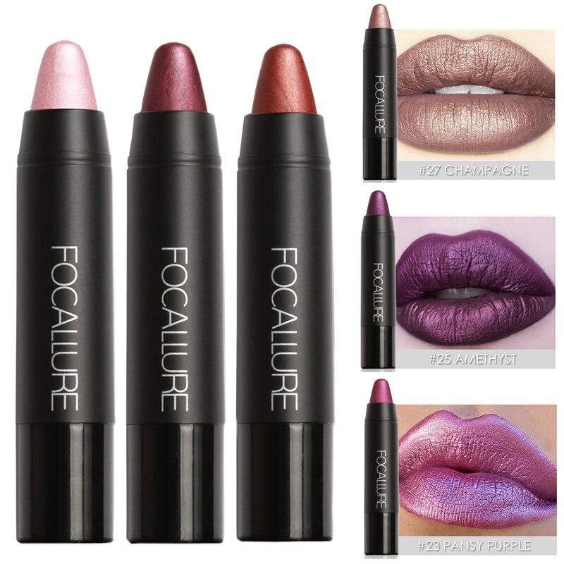 2017 New Lipstick Brands Lip Cosmetics Pencil Pigment 8