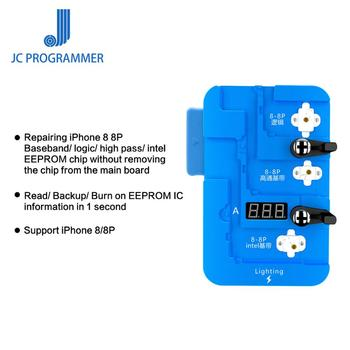 JC Pro1000S Logic Baseband EEPROM Read Write Programmer Tool for iPhone 8/ 8Plus