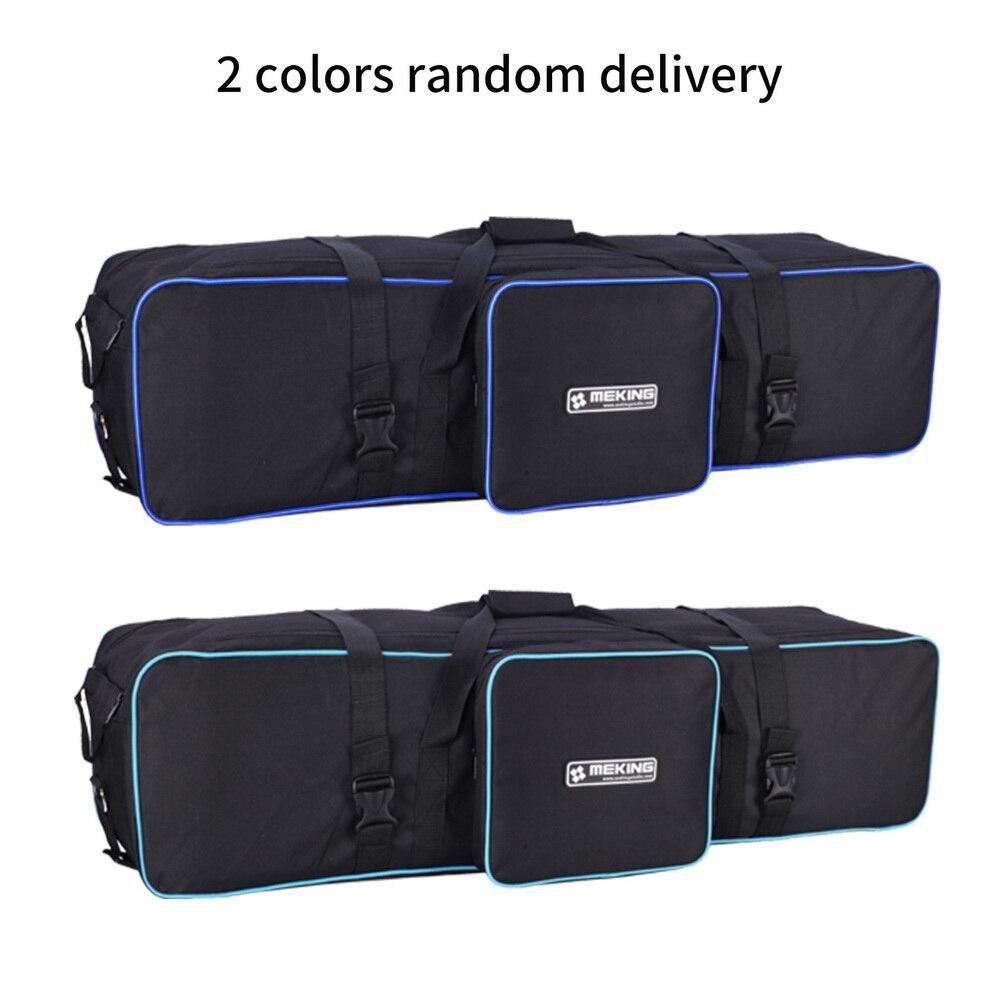 Meking équipement de photographie Padd sac à fermeture à glissière 105 cm/43in pour supports de lumière parapluies trépied étanche fotografia sacs de transport