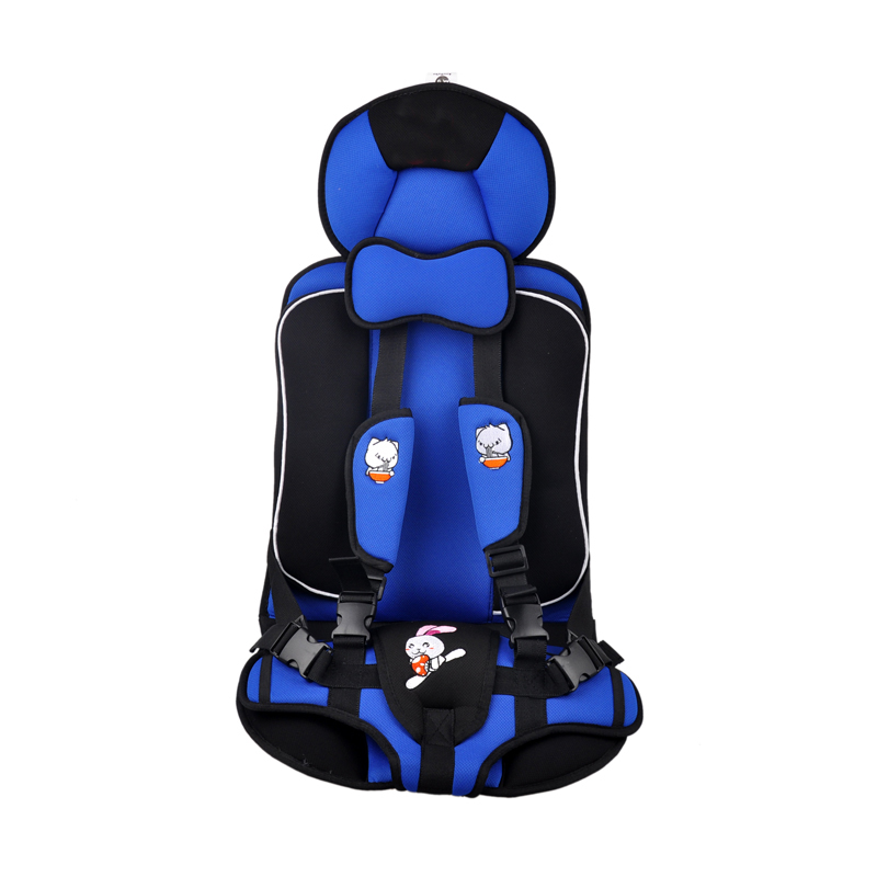Automobiles Seat Covers Car Accessories Portable Baby Safety Seat Children Auto Car-Style Fit for Most Cars Interior Protector