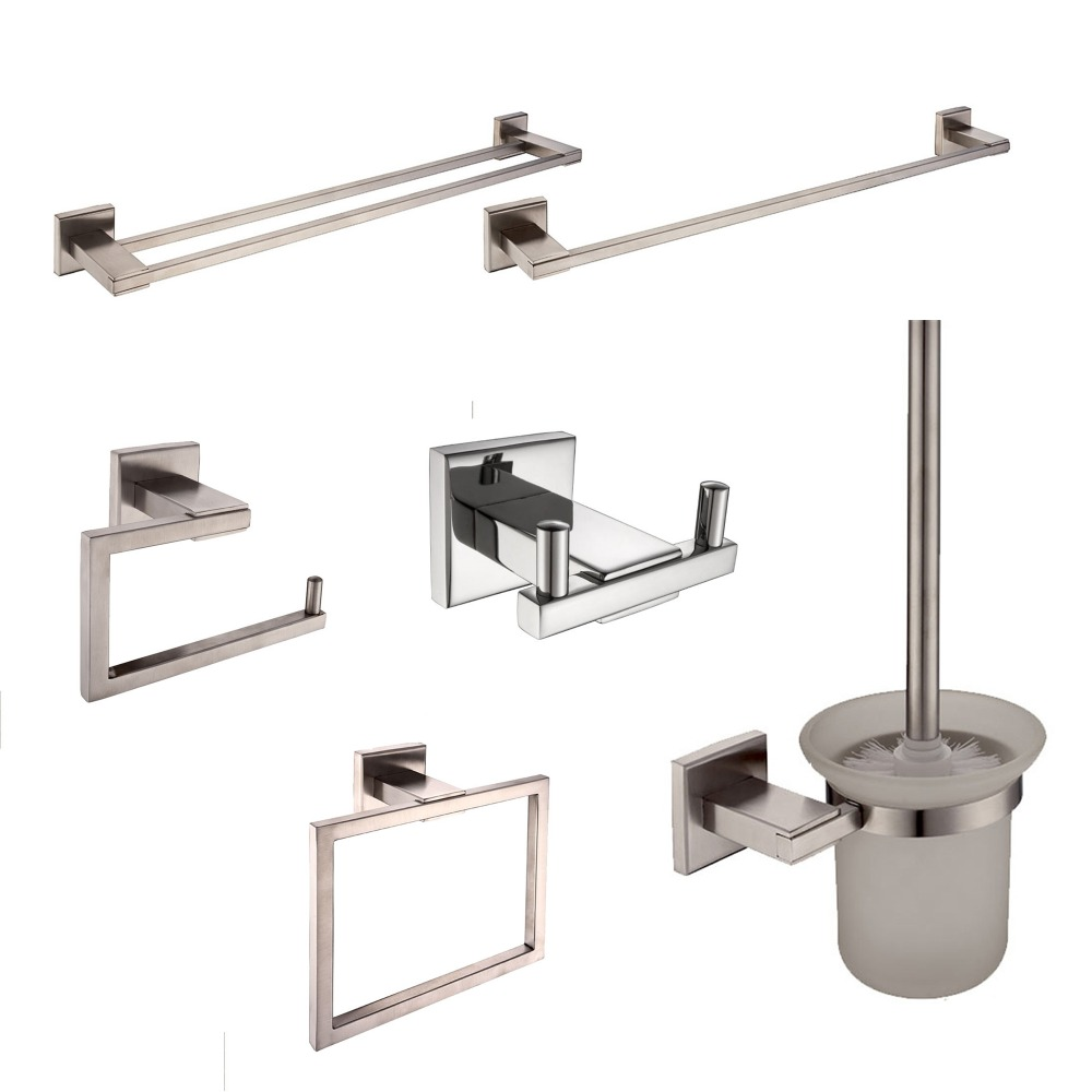 online get cheap chrome bathroom accessories set -aliexpress