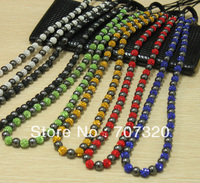 45 OFF Shamballa Men Long Or Women Necklace For Clay Crystal Beads Free Shamballa Earring