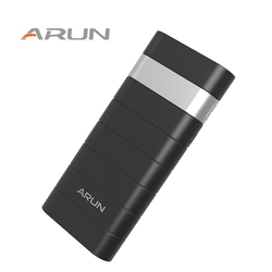 Arun original 12500mah business design external battery portable mobile phone power bank fast charging for phones.jpg 250x250