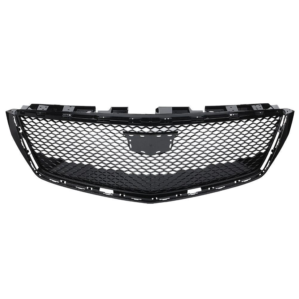 Aliexpress Com Buy Chrome Front Upper Grill Grille For: Aliexpress.com : Buy For Cadillac XTS SEDAN 2018 Front