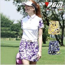 2017 new products! PGM Golf Skirt Woman Sportswear Lady Summer Print S