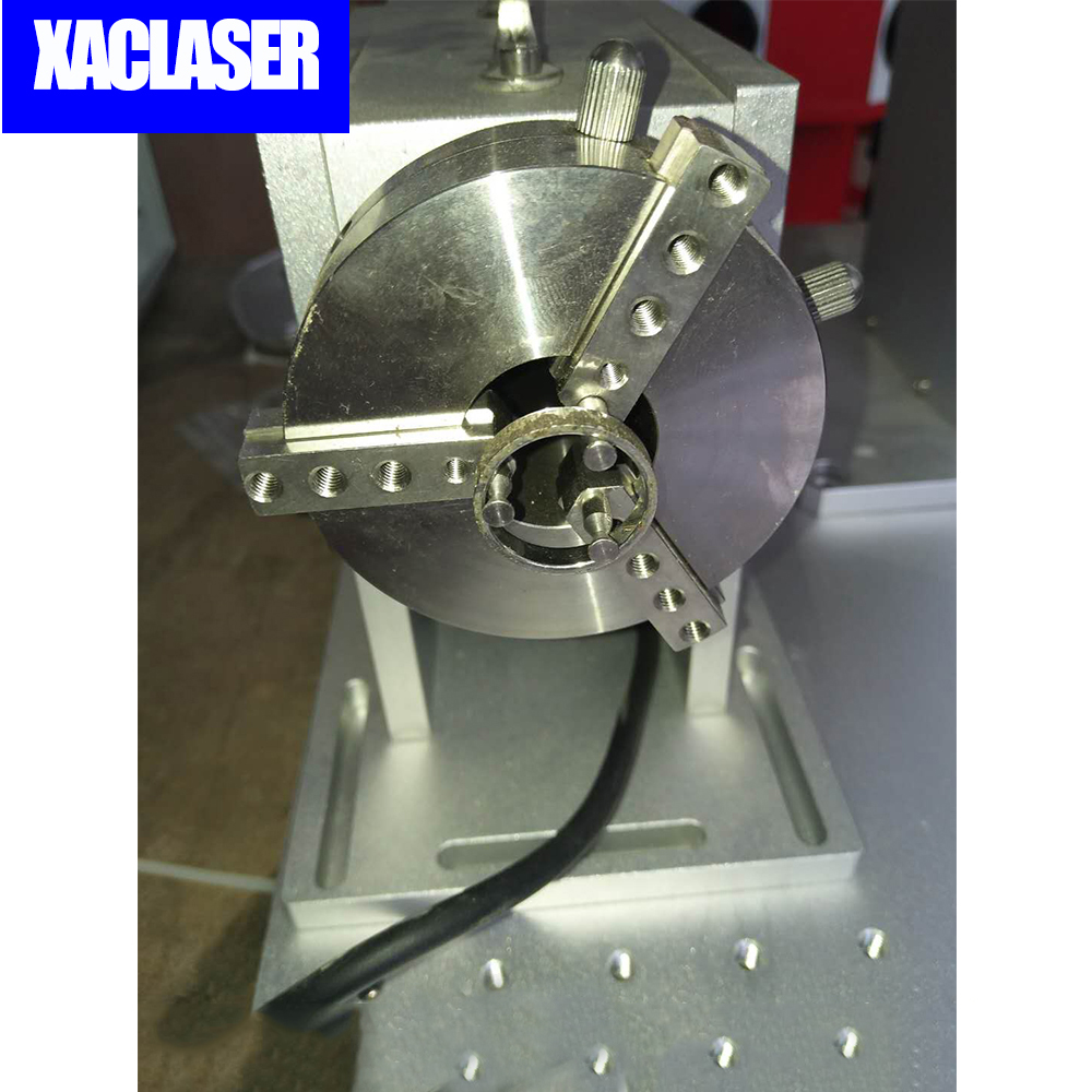 Rotary For Laser Marking Machine/rotary For Pen And Pipe Marking