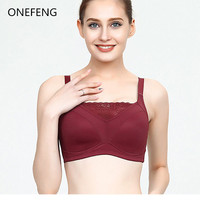 New Design Mastectomy Bra Pocket Bra For Silicone Breast Forms Breast Cancer Women Fill Artificial Boobs