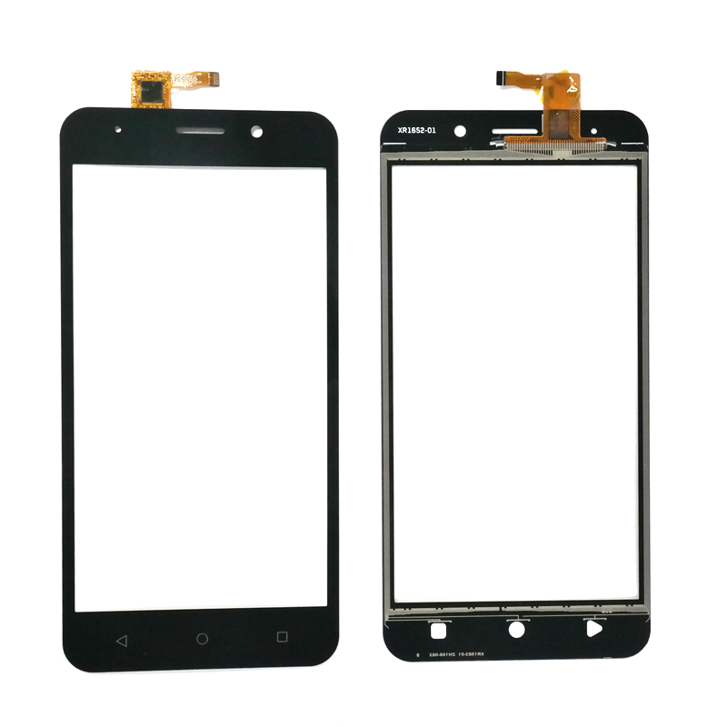Touchscreen Glass For INOI 2 Lite / INOI 2 Touch Smartphone Touch Screen Panel Front Glass +tape