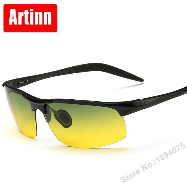 Marca de luxo de alta qualidade homens óculos motorista homens óculos polarizados moda óculos de sol ao ar livre óculos de proteção UV400 esporte óculos mulheres GR8177
