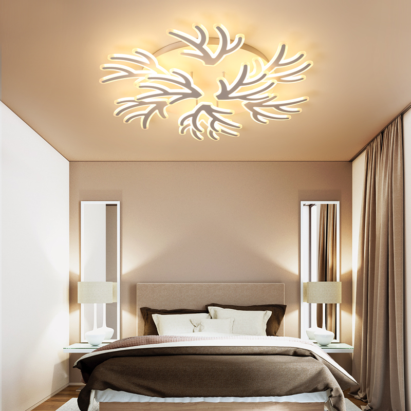 led Ceiling light Post-modern minimalist living room creative bedroom lamp led ceiling light ceiling lights avize abaju modern minimalist 9w led acrylic circular wall lights white living room bedroom bedside aisle creative ceiling lamp