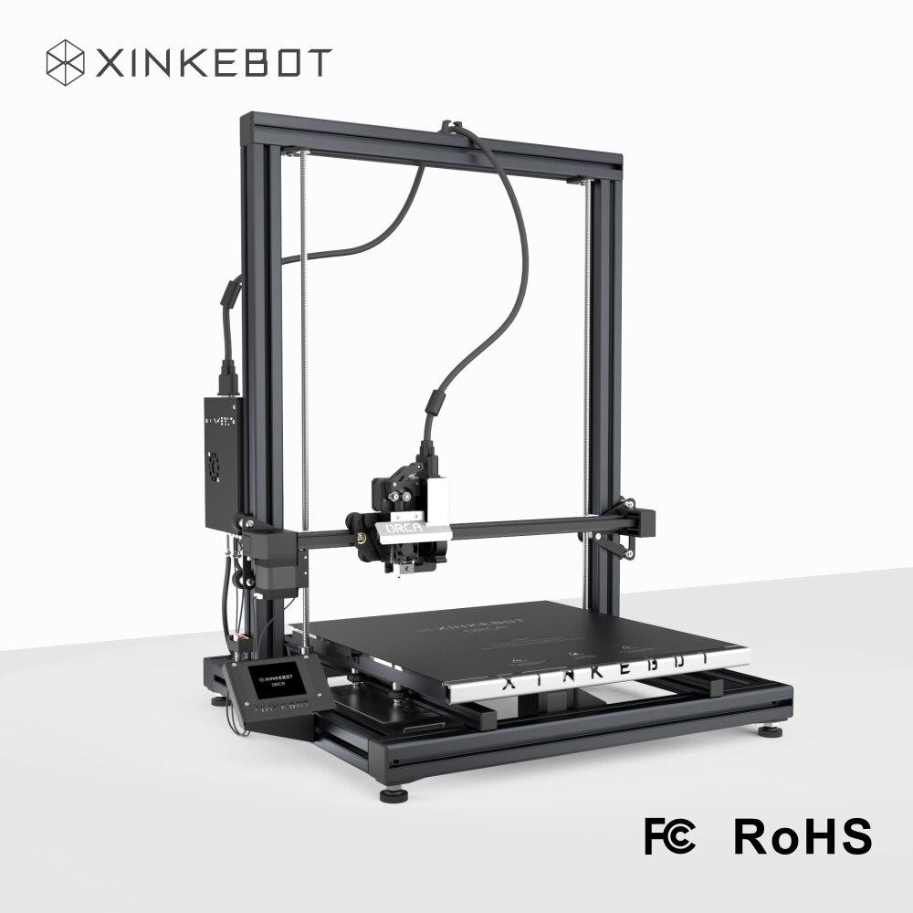 Profesional Industrial A Gran Escala 3D Impresora ORCA2 Cygnus Conmutable Doble