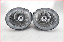 5 компл. ALTIMA 2005 замена противотуманной фары, лампы (9006 12 В/55 Вт) Хорошее качество СВЕТОДИОДНЫЕ ЛАМПЫ стекло + FFF FREESHIPPING