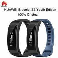 Новый оригинальный Honor Huawei Glory играть браслет B3 молодежное издание Бег время, упражнения, мониторинга сердечного ритма для Android Xiaomi