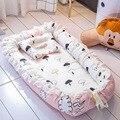 Портативная кровать для малышей  Изолированная кровать для малышей  милая детская мебель  хлопковая кровать для малышей  кровать для детей