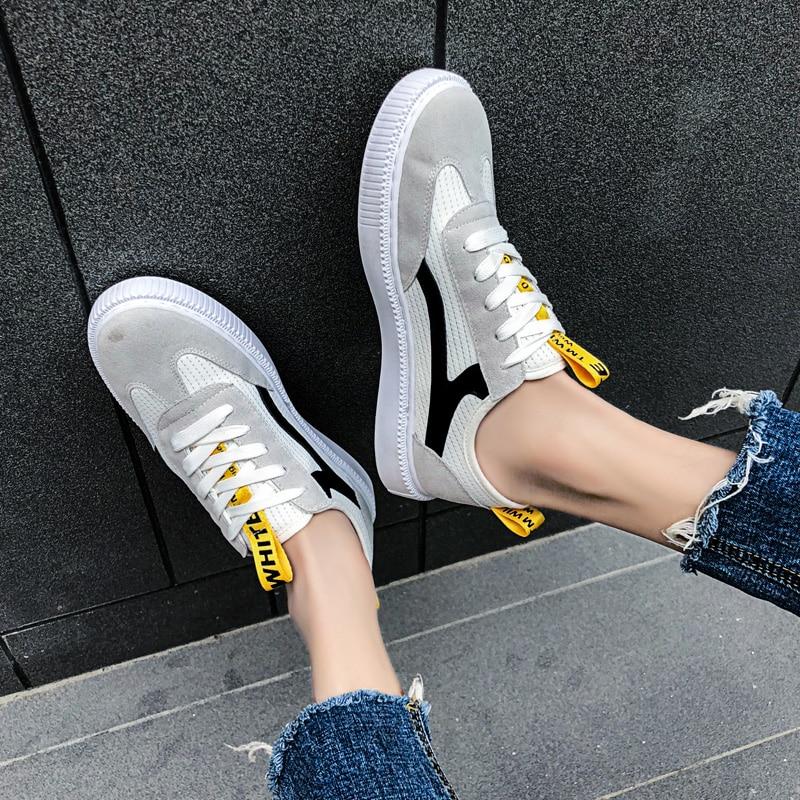ZENVBNV Fashion Breathable Mesh կոշիկ Տղամարդիկ - Տղամարդկանց կոշիկներ - Լուսանկար 5