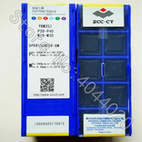 SPKR1504EDR-GM YBM253 10pcs ZCC-CT คาร์ไบด์แทรก