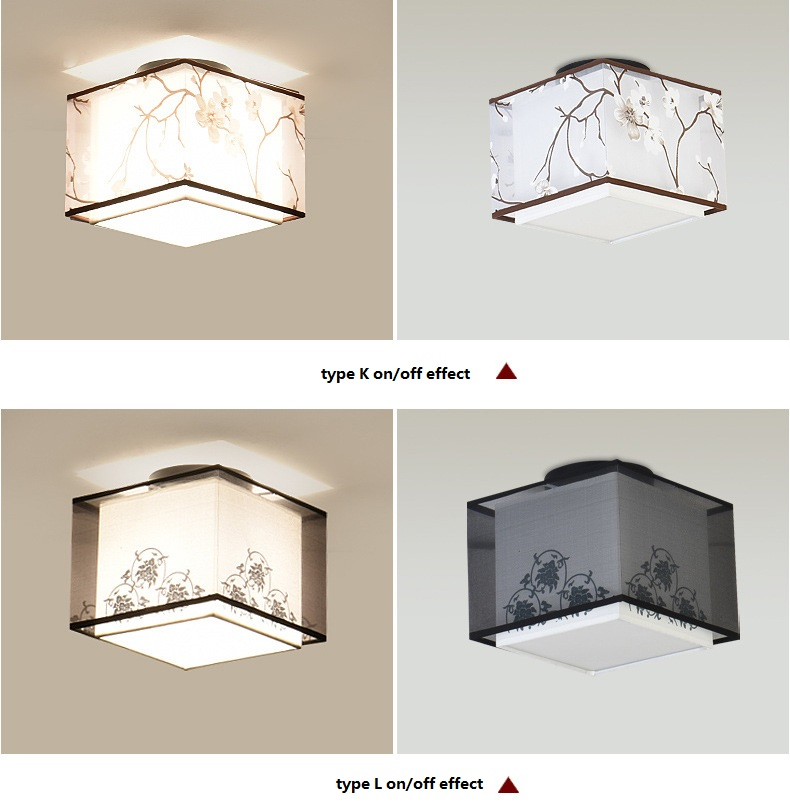 HTB1 AbZLNTpK1RjSZR0q6zEwXXaA LED Ceiling Lights for Living Room | Living Room Ceiling Lights | Hot 17 Types Chinese Style LED Light Ceiling E27 110V 220V Fabric Ceiling Lamp for Living Room Aisle Balcony Porch