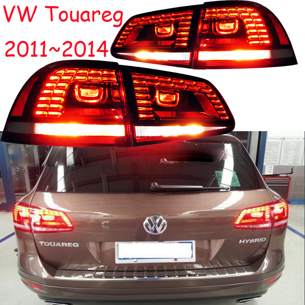 Touareg taillight,2011~2014year,Free ship!sharan,Golf6,routan,polo,passat,magotan,jetta,vento,Golf7,Touareg rear lamp tiguan taillight 2017 2018year led free ship ouareg sharan golf7 routan saveiro polo passat magotan jetta vento tiguan rear lamp
