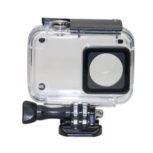 100% Brand New Diving 45m Waterproof Case For Xiao mi Xiaoyi YI Sports Camera II 2 Case Xiao mi YI 4K Action Camera 2 Protection