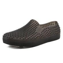 Mens takunya Sandalet platformu terlik erkek ayakkabı Sandalias yaz plaj ayakkabısı Sandalen terlik Sandalet hombre Sandali yeni 2020
