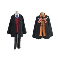 アニメ運命グランド注文フィギュアfujimaru ritsukaマジック社会コスプレ衣装2スタイルが選択できま