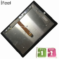 IFEEL 100% Tested Working Grade AAA LCD Display Touch Screen Digitizer Replacement For Microsoft Surface Pro 1645 RT3 10.8''
