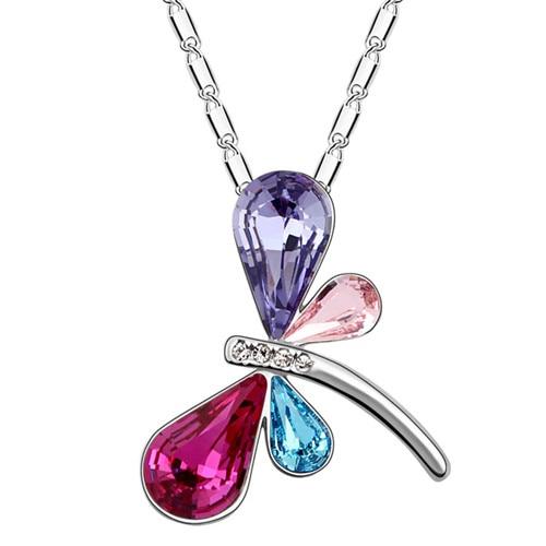 gratis drop verzending promotie charme s Oostenrijk kwaliteit Crystal - Mode-sieraden - Foto 4