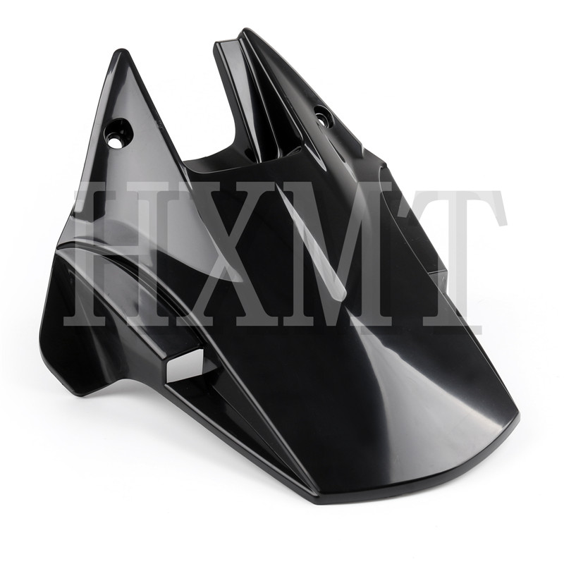 B Blesiya Black Rear Fender Mud Guard Protector Universal for Motorcycle