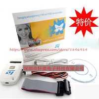 Offres spéciales STLINK ST ST-LINK/V2 (CN) STM8 STM32 émulateur programmeur de téléchargement