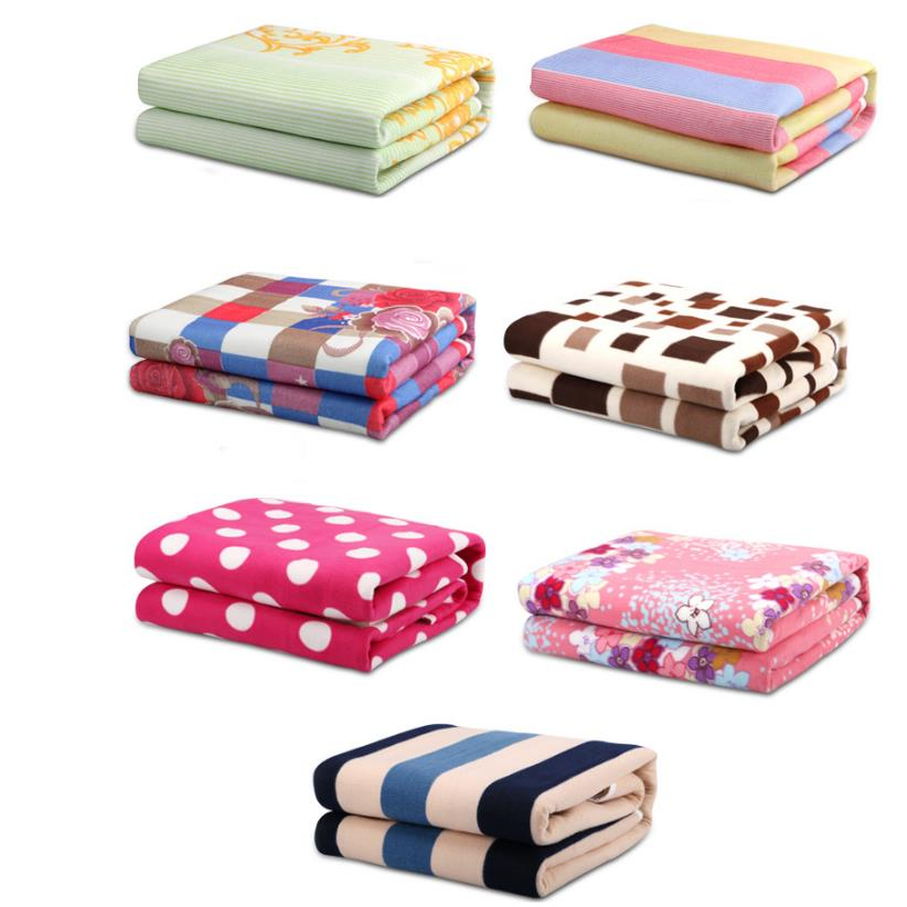 Warm Blanket Electric Heated Blanket 220v Electric Blanket Single Manta Electrica Electric Heating Blanket Carpets Heated Mat electric blanket double dual control manta electrica security carpets heated woolen mantas electricas carpets heated carpet mat