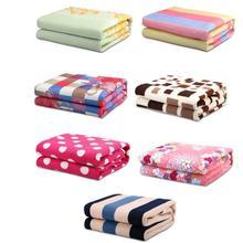ФОТО Warm Blanket Electric Heated Blanket 220v Electric Blanket Single Manta Electrica Electric Heating Blanket Carpets Heated Mat