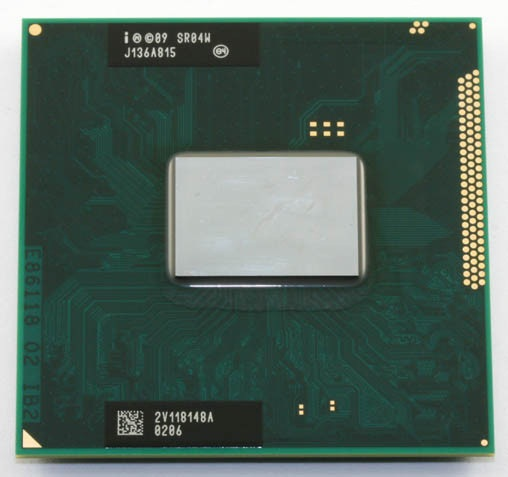 Intel Core i5 2430M SR04W 2.40GHz Laptop PC CPU Processor Socket G2 988pin-in CPUs from Computer & Office on