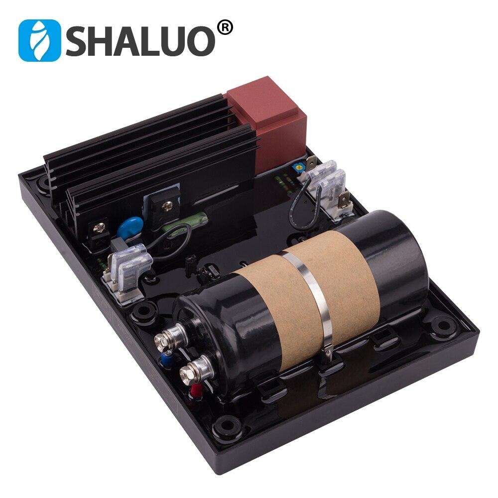 R448 AVR générateur de régulateur de tension diesel automatique AVR pièces de rechange ac - 5