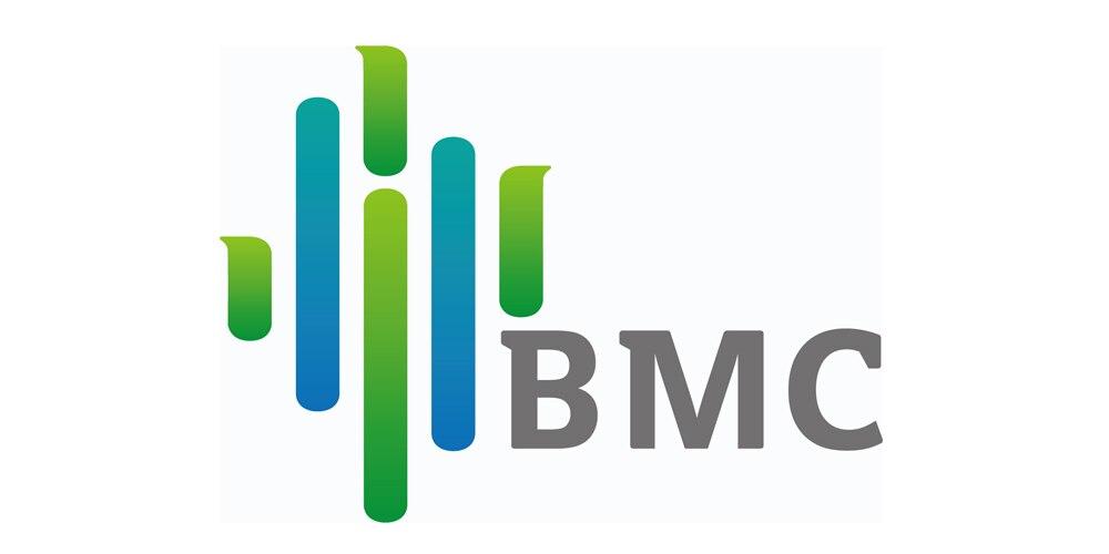 Лого бренда BMC из Китая