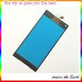100% Хорошие Рабочие Датчик Стеклянная Панель С Сенсорным Экраном Дигитайзер Для Sony Xperia Z5 Compact Mini Мобильный Телефон Ремонт Части