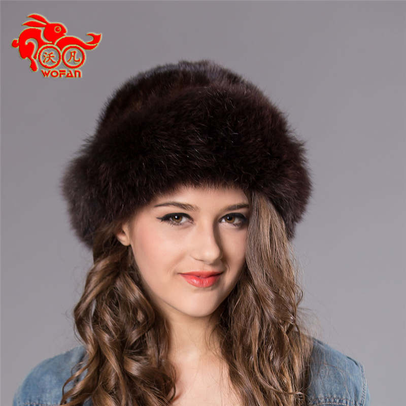 2017 women's winter fashion hats hand woven hat barrels mink fur with real women warm high quality hats best gift 2333 new hot selling women s wigs hand woven mink fur with real women warm winter fashion hats high quality multicolor 2336